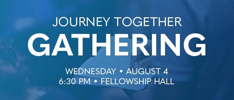 Journey Together Gathering