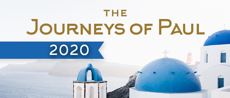The Journeys of Paul 2020